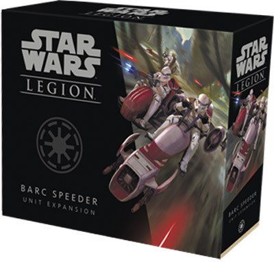 BARC Speeder, Star Wars Legion