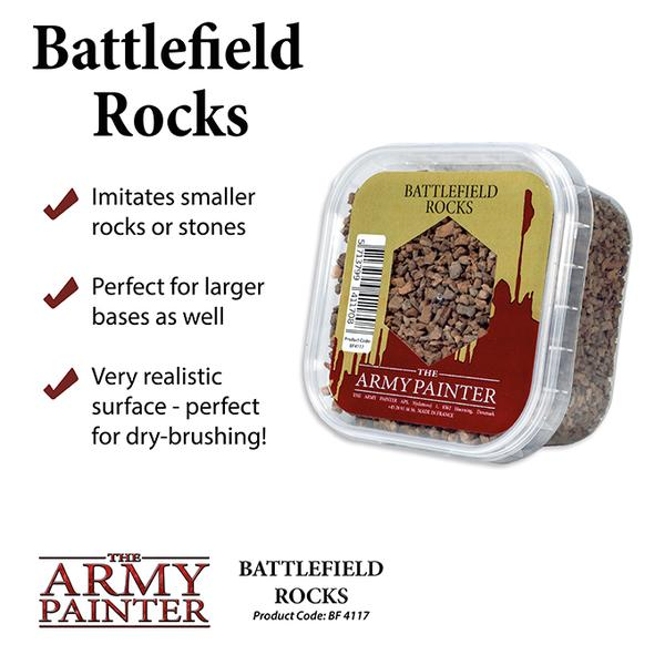 Battlefield Rocks, Army Painter