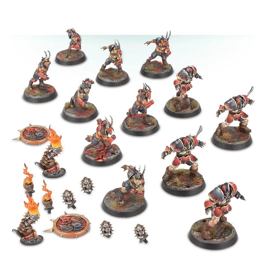 The Doom Lords - Chaos Chosen, Blood Bowl