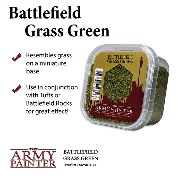 Battlefield Grass Green, Army Painter