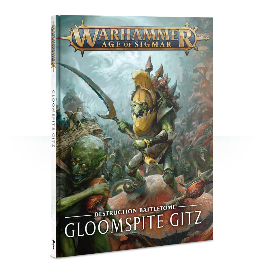Gloomspite Gitz, Battletome