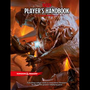 Player's Handbook, D&D