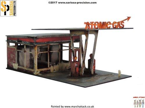 Atomic Gas Station, Sarissa Precision