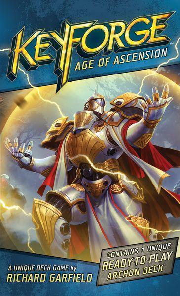 Age of Ascension Deck KeyForge
