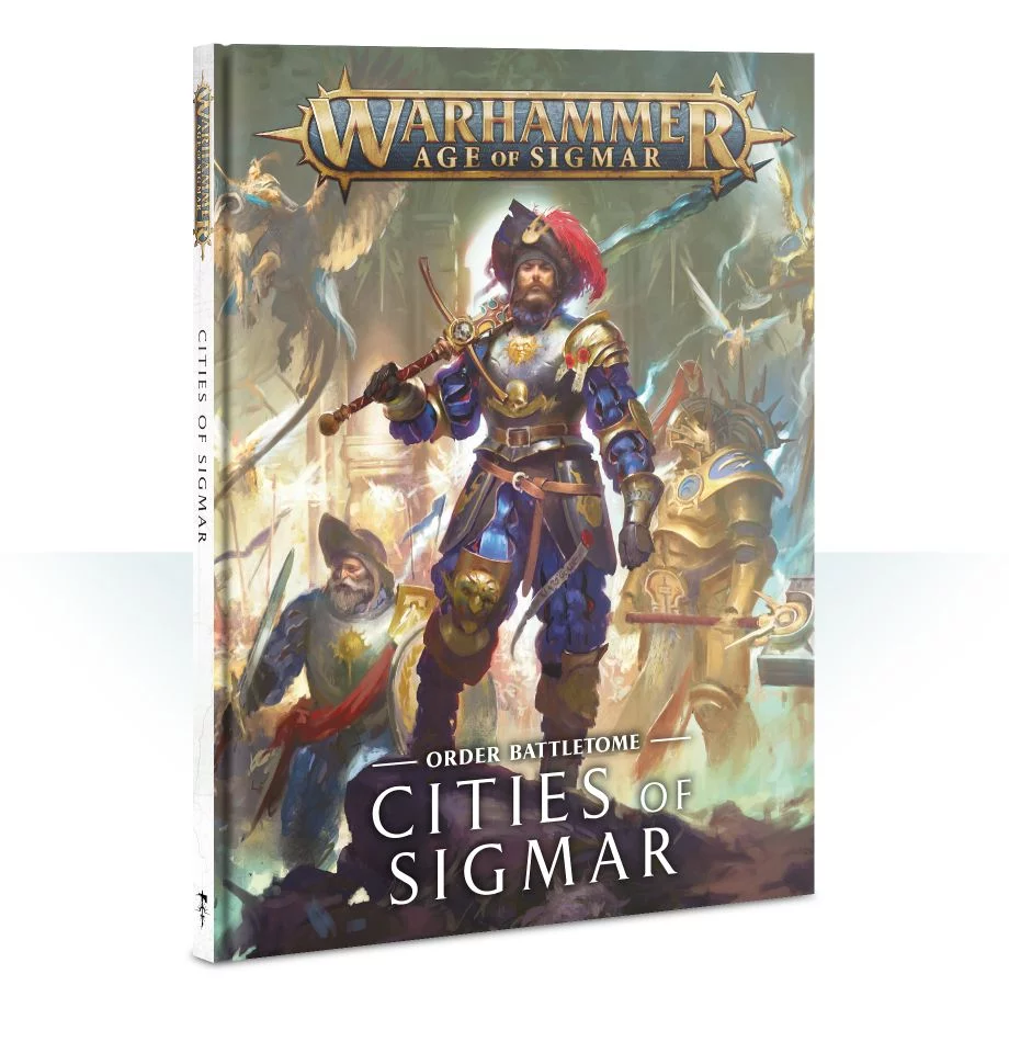 Cities of Sigmar, Battletome