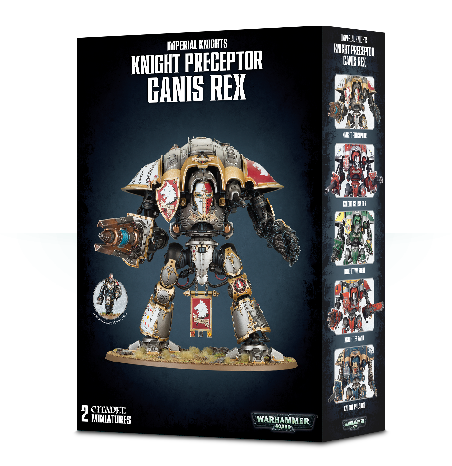 Knight Canis Rex, Imperials