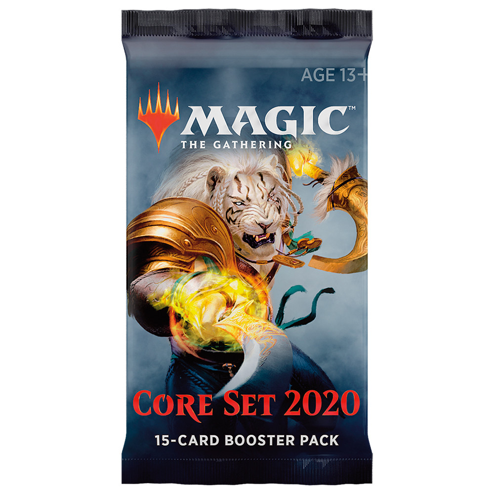 Core Set 2020 Boosters, Magic the Gathering