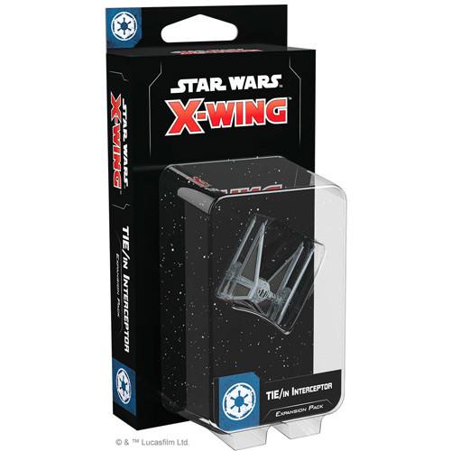 TIE InterceptorA, Star Wars X-Wing