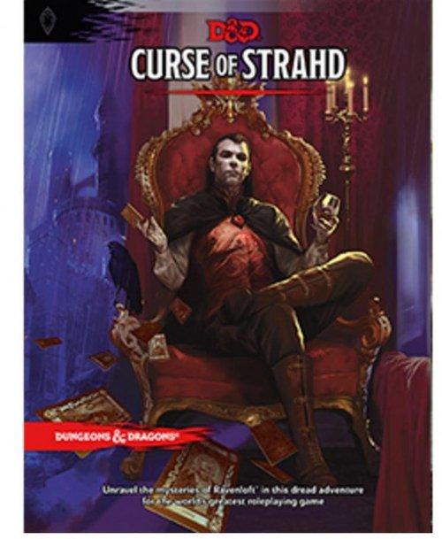 Curse of Strahd, D&D