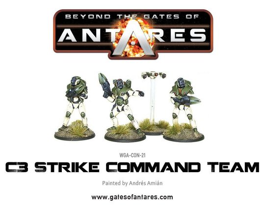 Strike Command Team, Concord