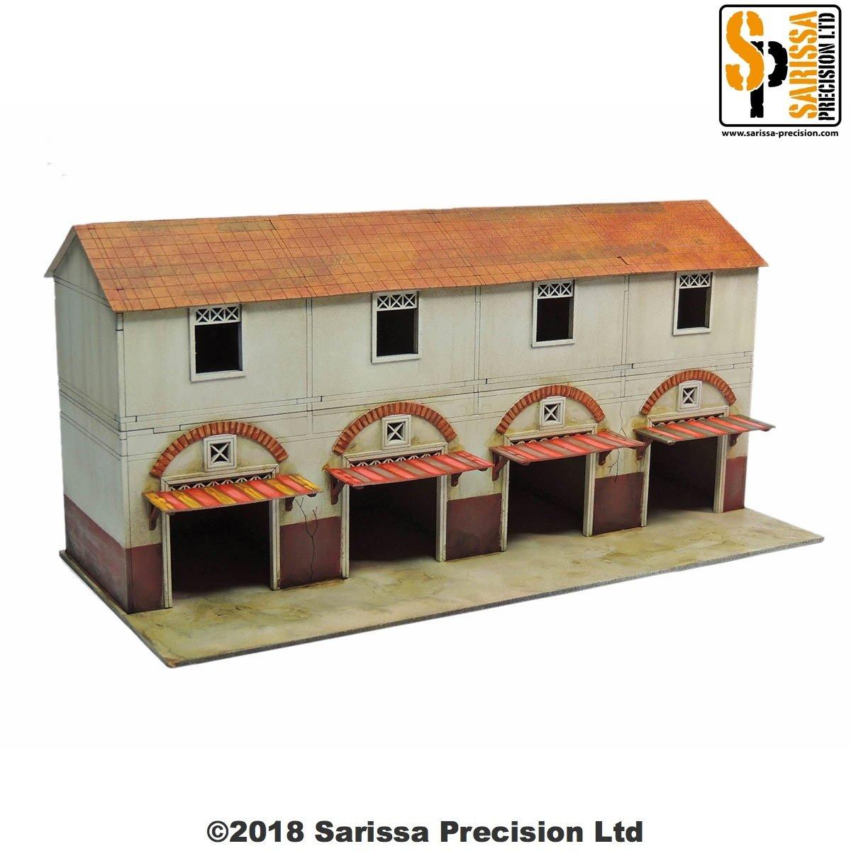 Middle Rank Shops, Sarissa Precision