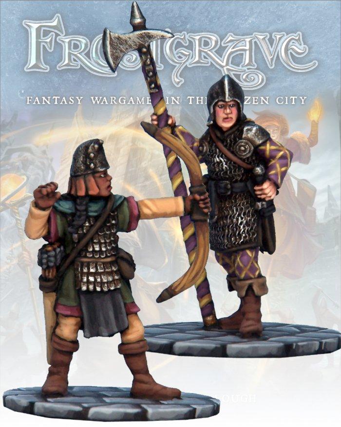 Captains III, Frostgrave