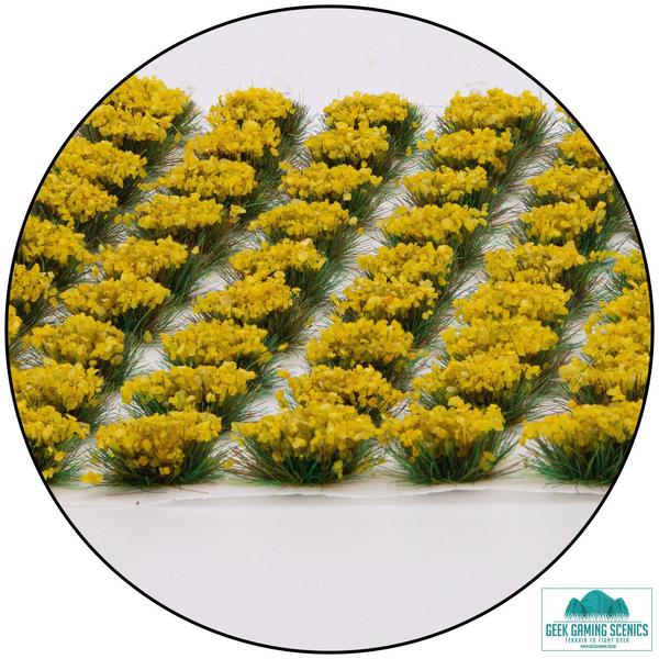 Daffodil 6mm Static Grass Tufts, Luke's APS