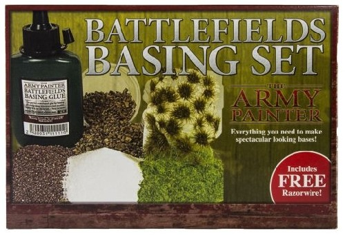 Battlefields Basing Kit, Army Painter
