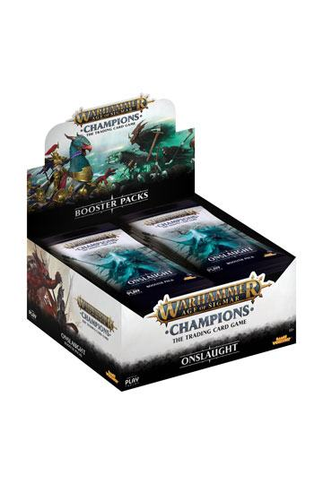 Onslaught Booster, Warhammer Age of Sigmar Champions Wave 2