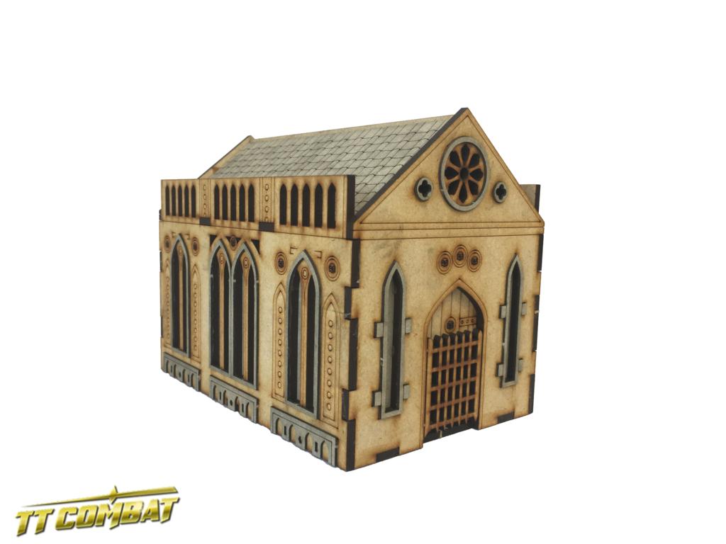 Gothic Mausoleum, TTCombat