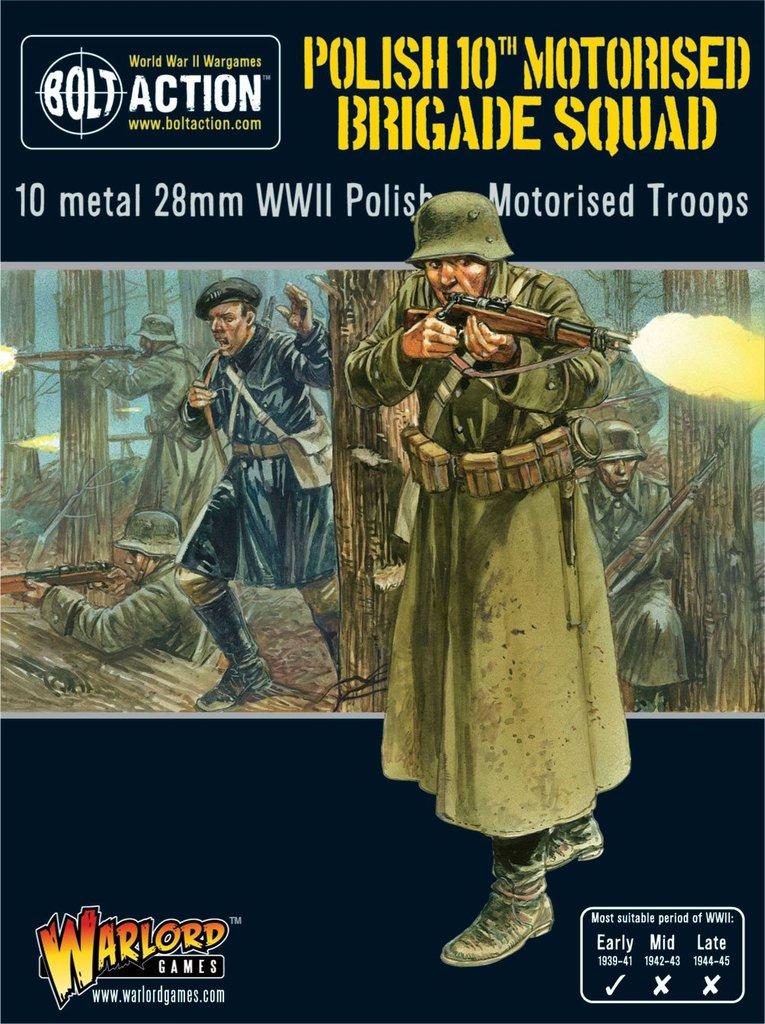 Polish 10th Motorised Brigade Squad