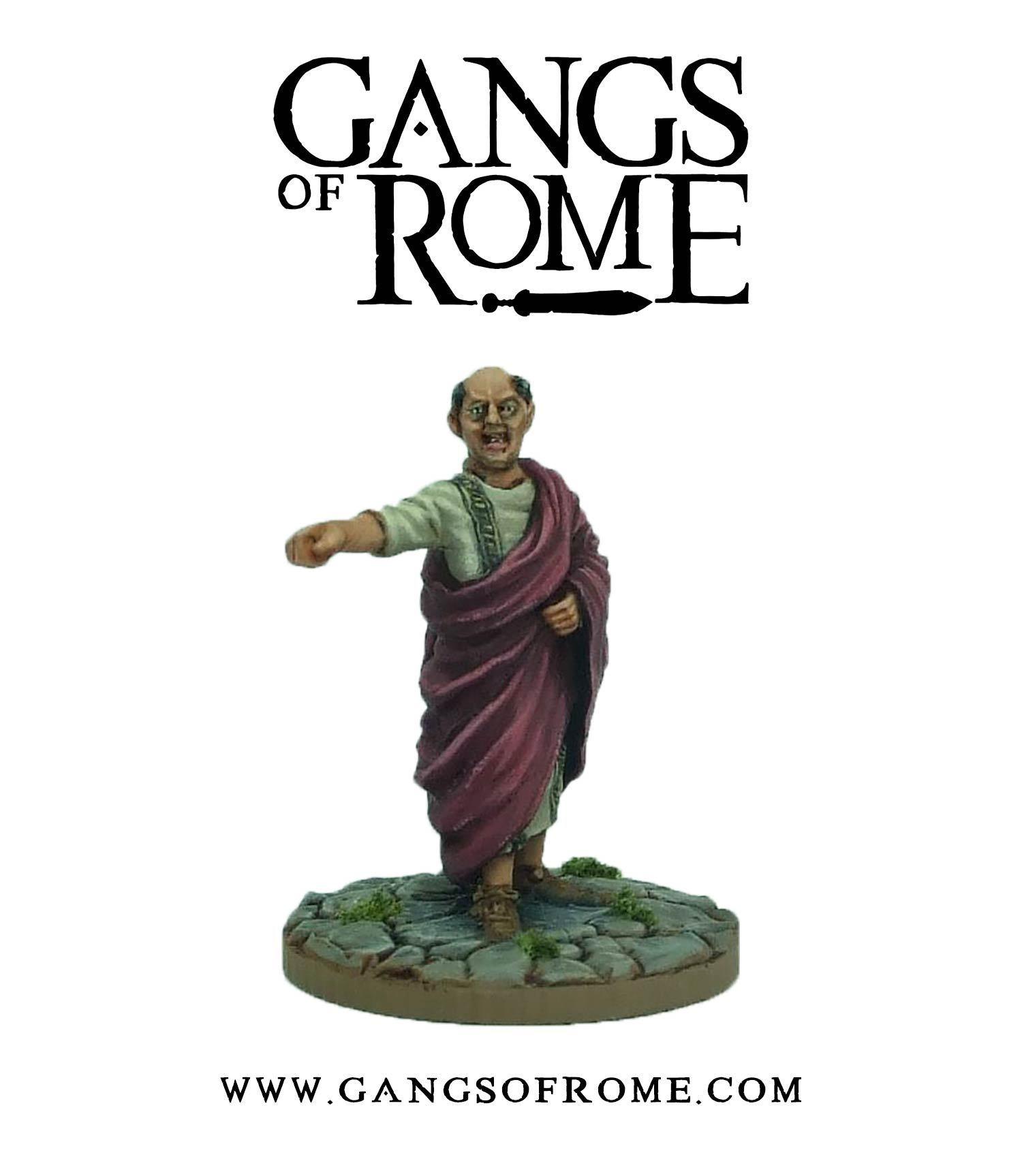 Quartus Dominus, Gangs of Rome
