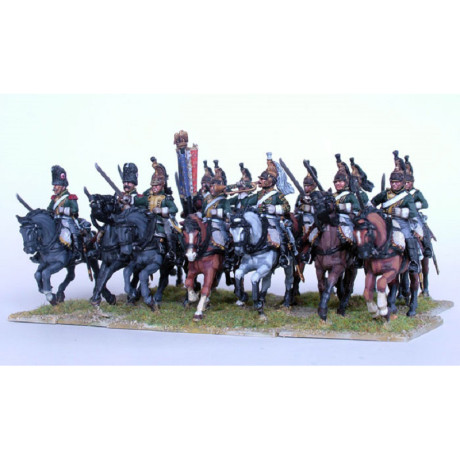 French Napoleonic Line Dragoons, Perry Miniatures