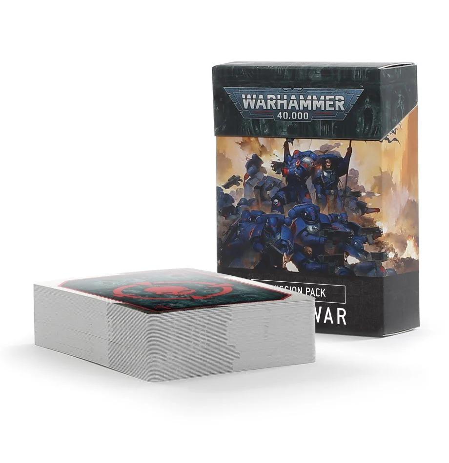 Mission Pack: Open War