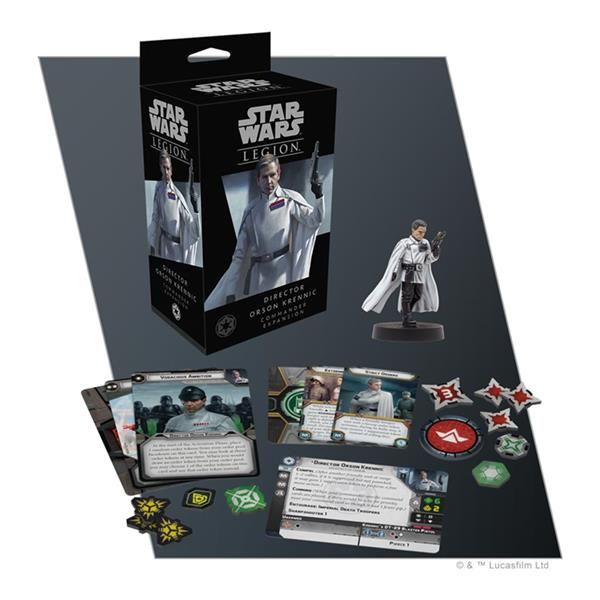 Director Orson Krennic, Star Wars Legion