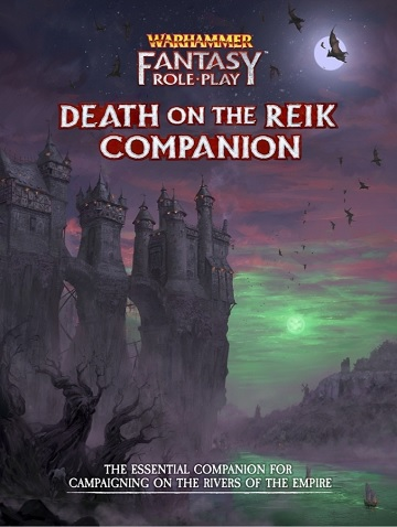 Death on the Reik, Warhammer Fantasy Roleplaying
