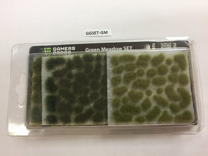 Green Meadow Set, Gamer's Grass