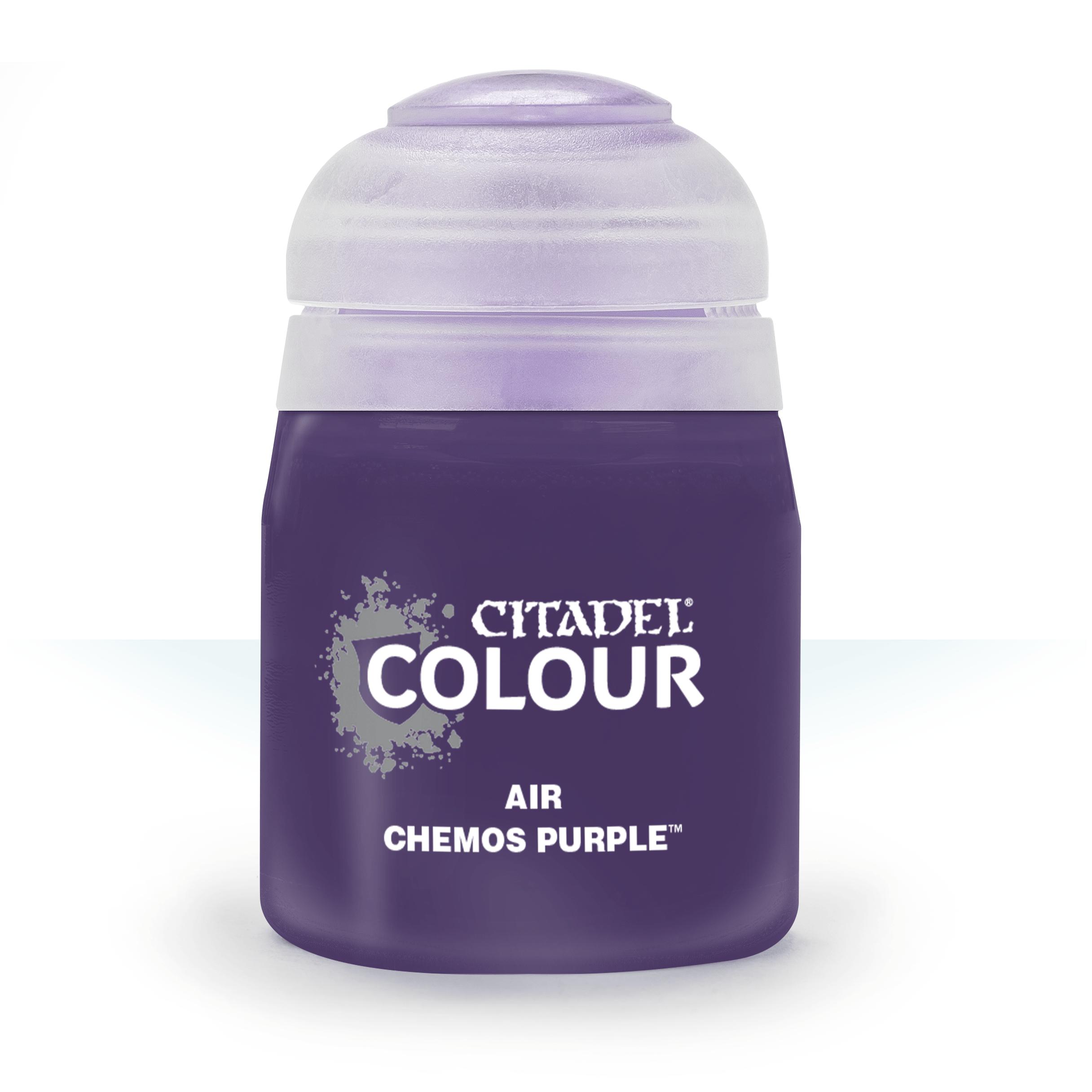 Chemos Purple, Citadel Air 24ml