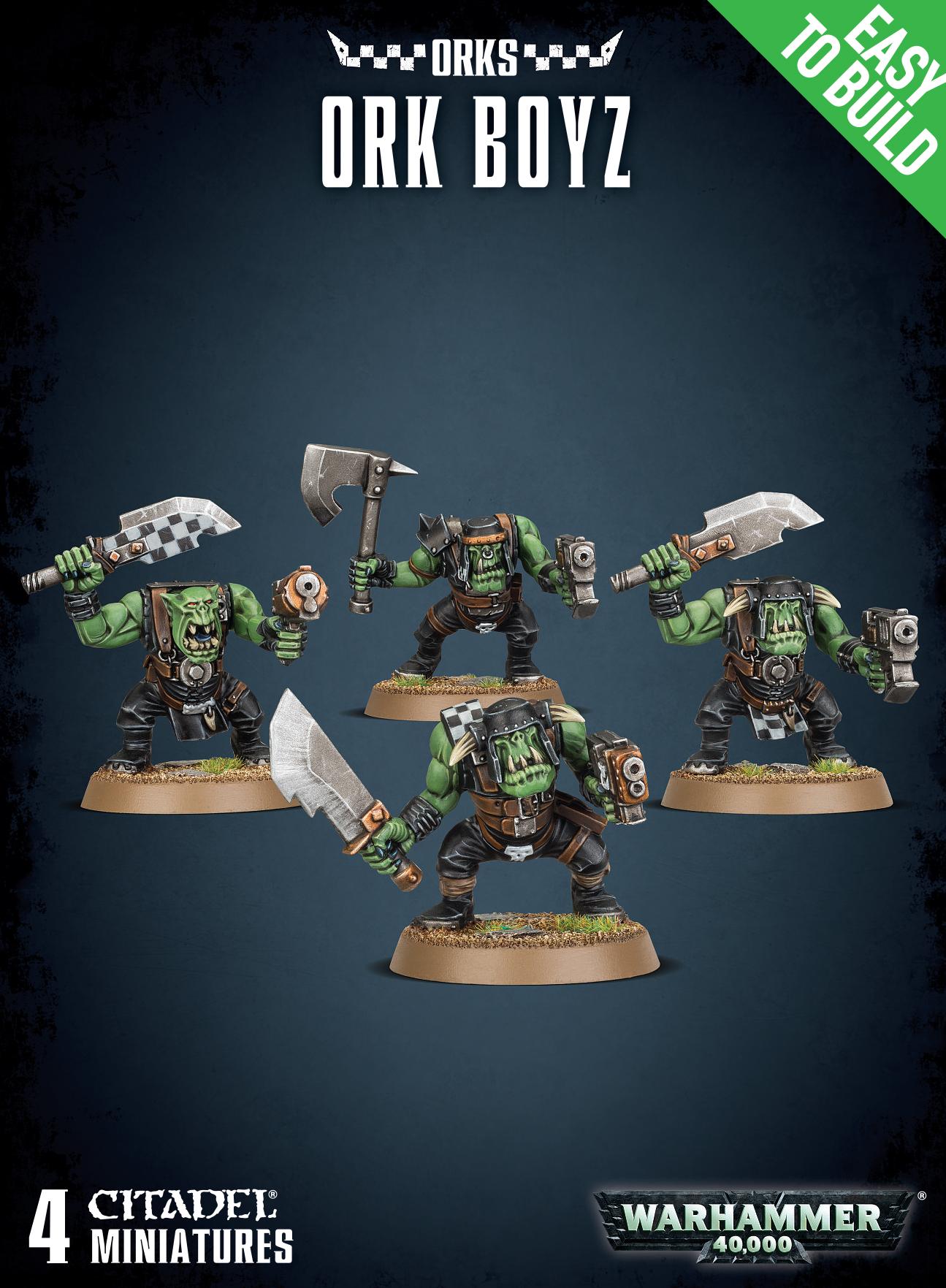 Ork Boyz, ETB