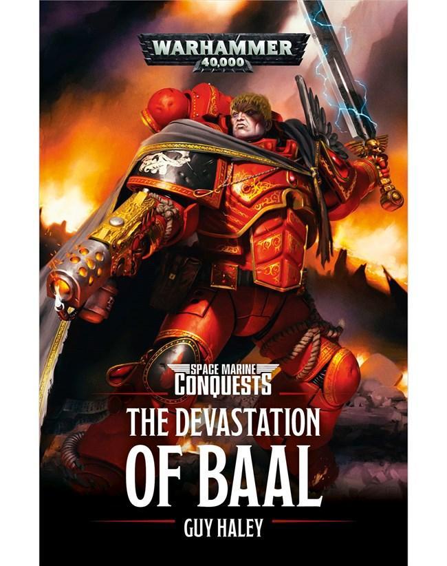 Devastation Of Baal, Black Library