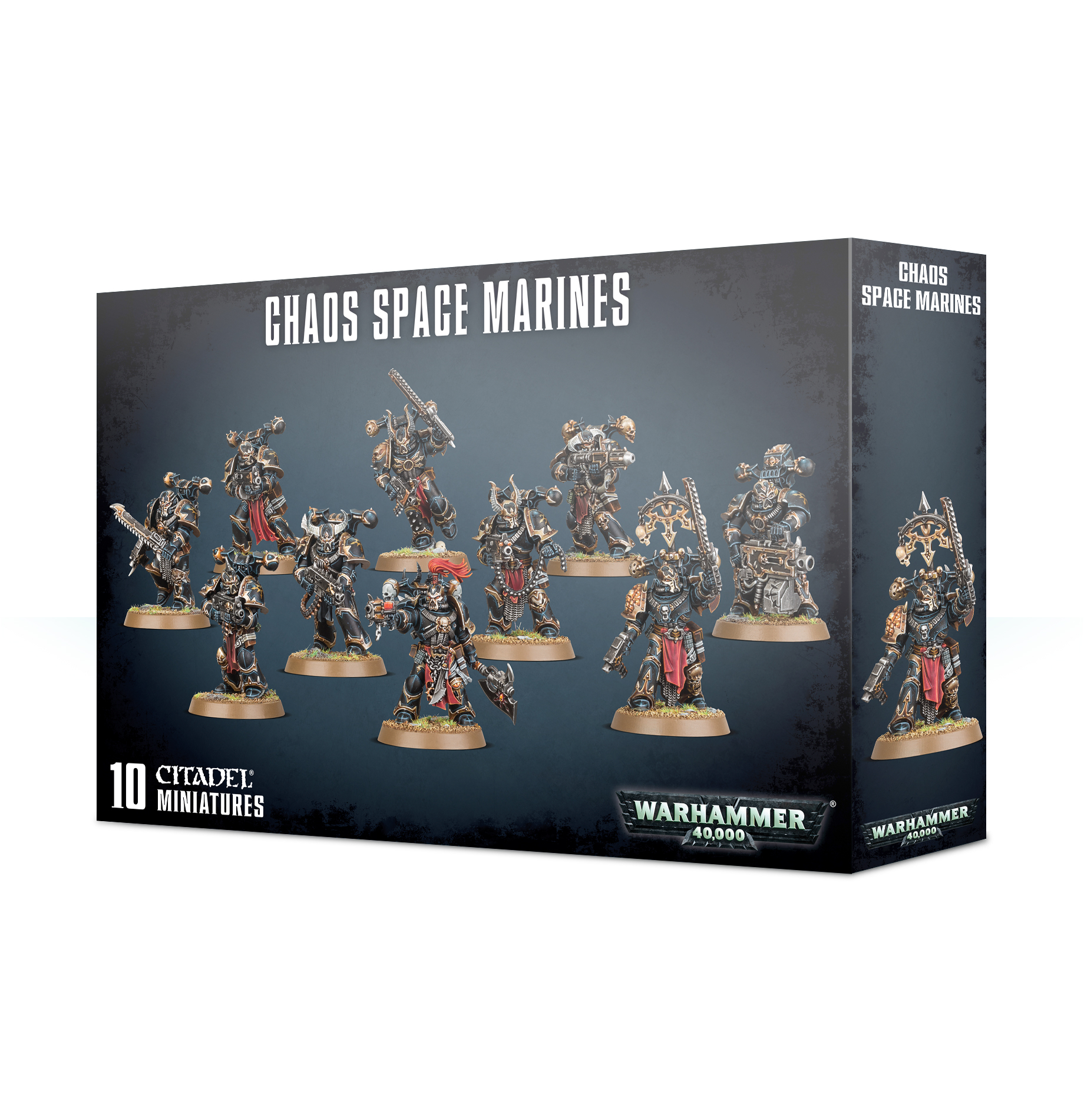 Chaos Space Marines (New)