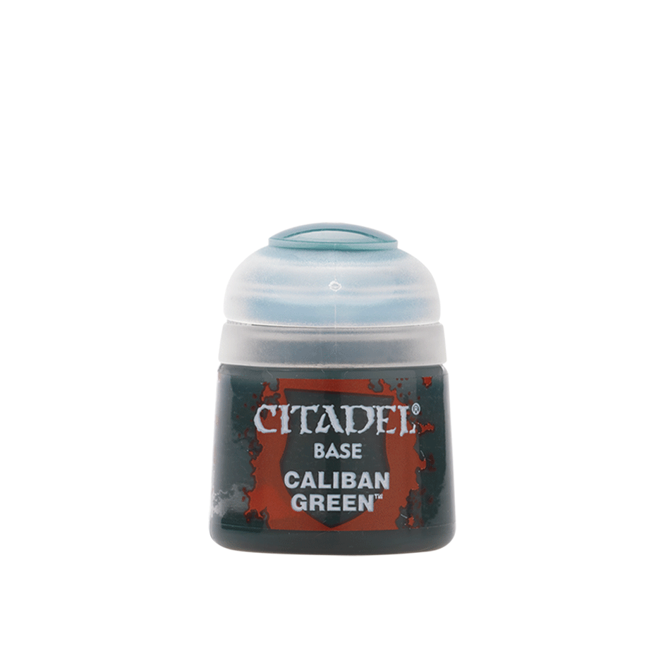 Caliban Green, Citadel Base 12ml