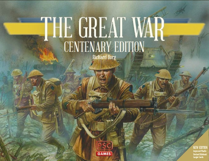 The Great War Centenary Edition Board Game