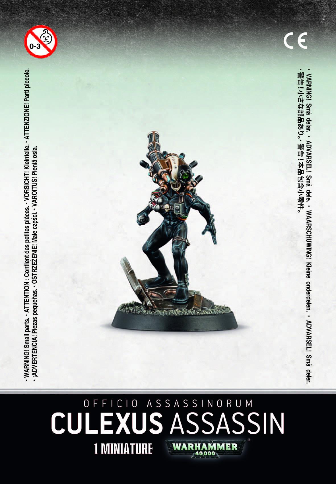 Culexus Assassin