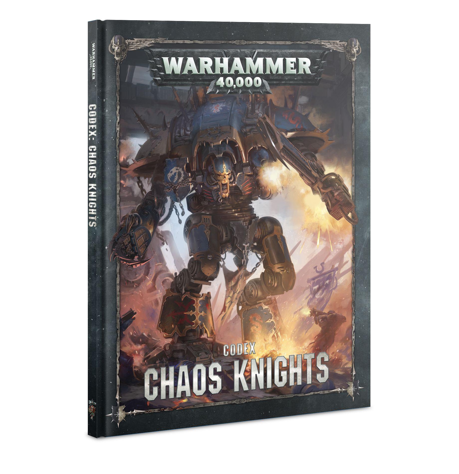 Chaos Knights Codex