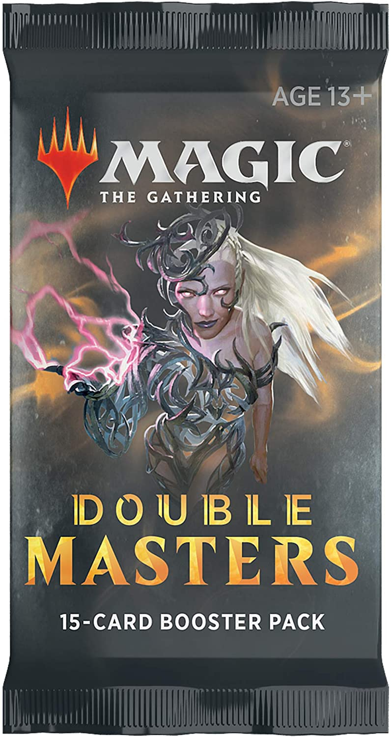 Double Masters Booster Pack, Magic the Gathering