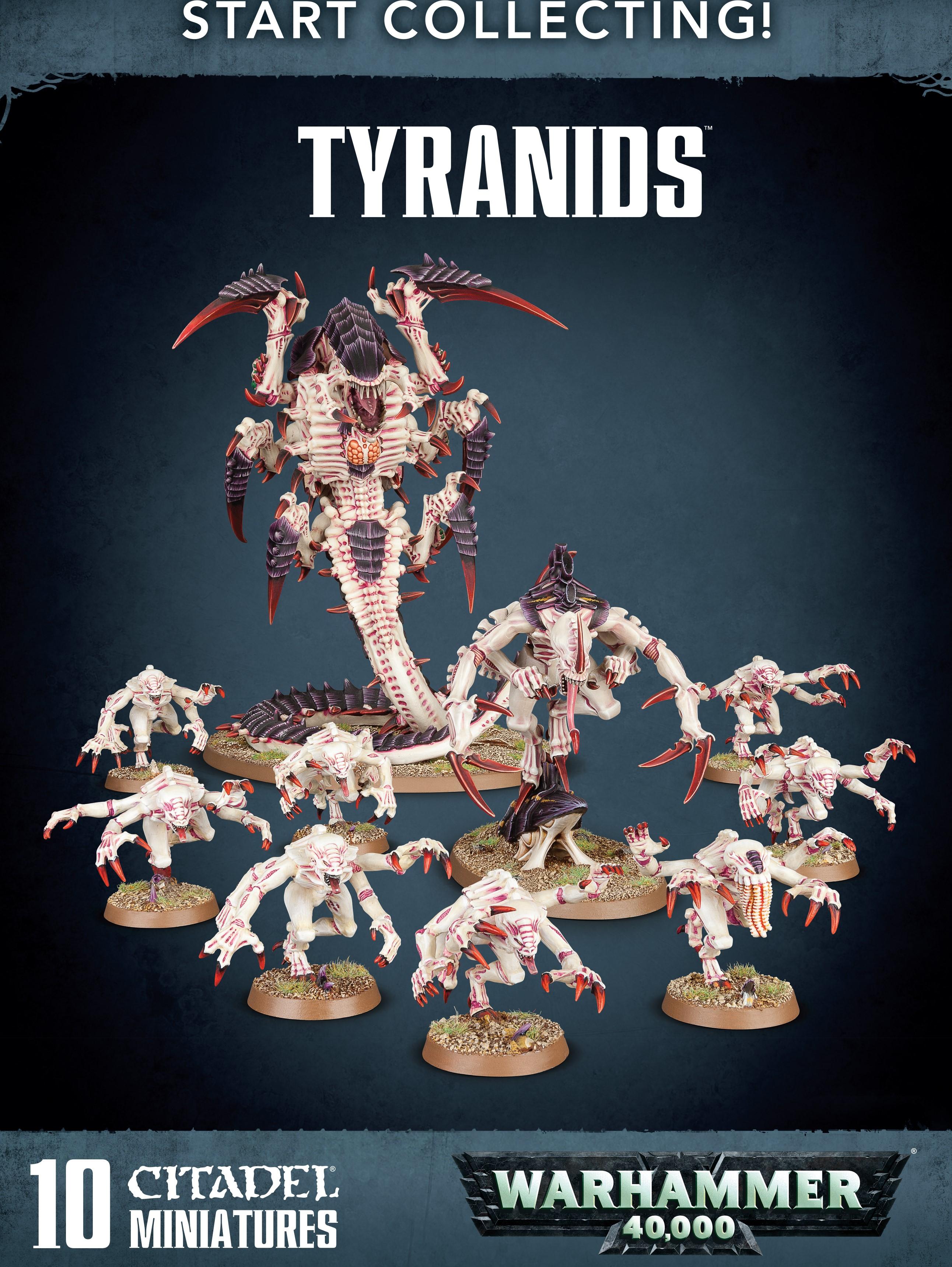 Tyranids, Start Collecting