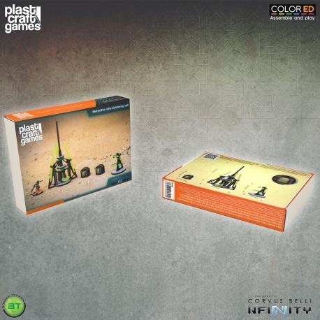 MeteoZon Info-Gathering set Plast Craft Games