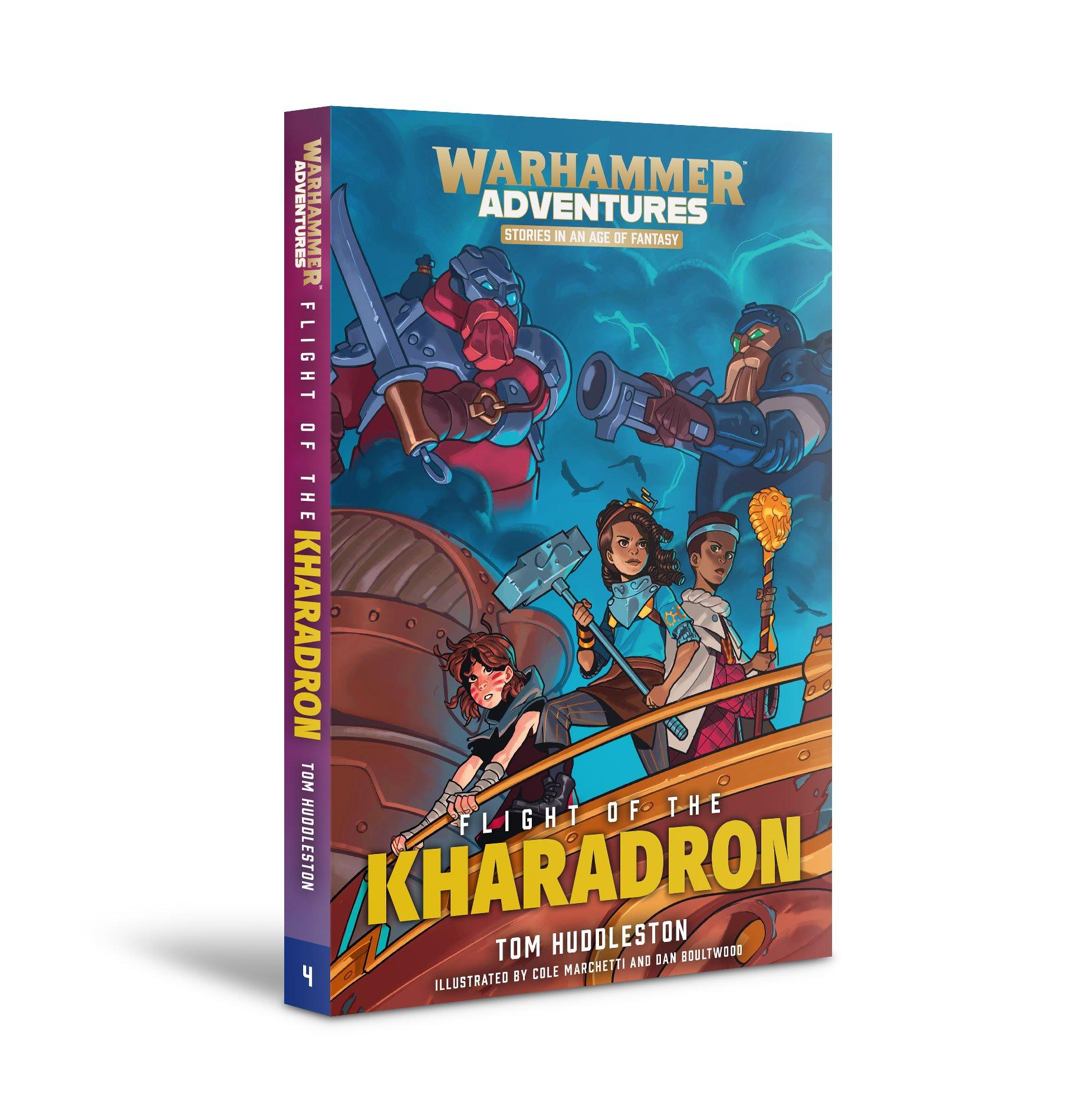 Flight of the Kharadron, Black Library