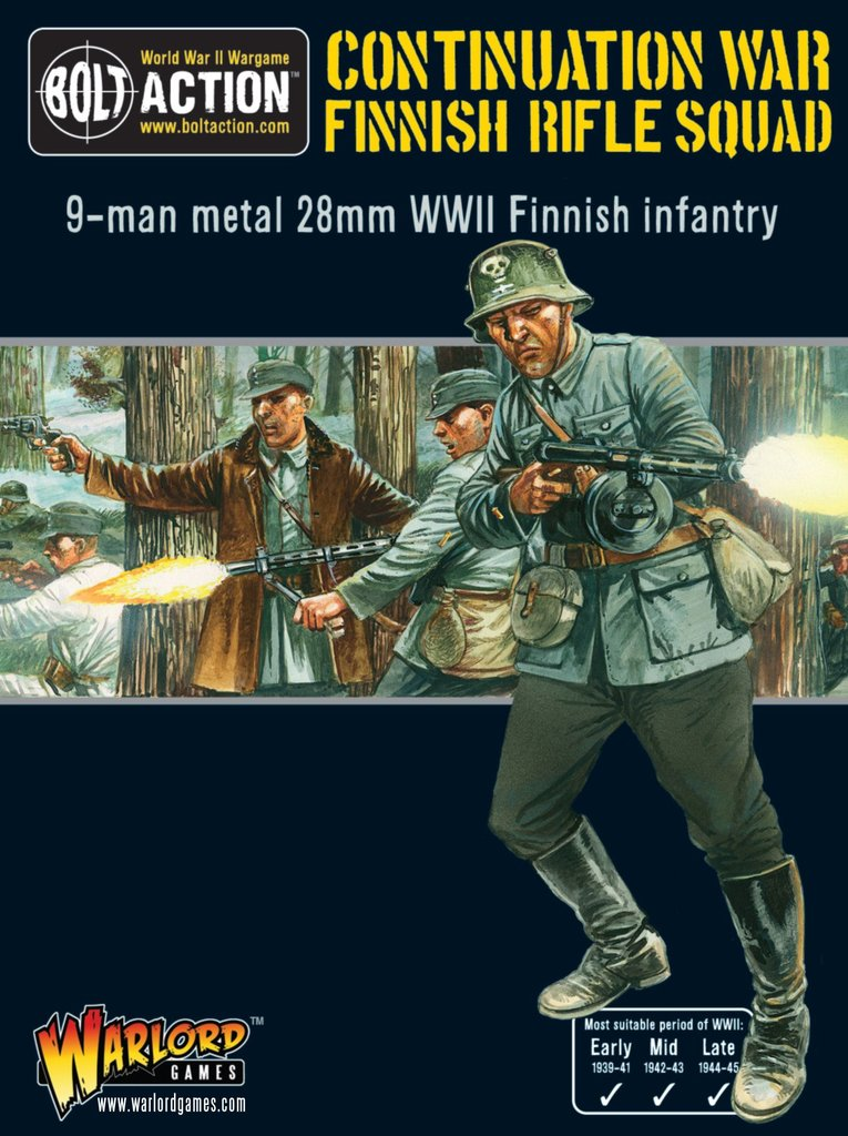 Finnish Rifle Squad
