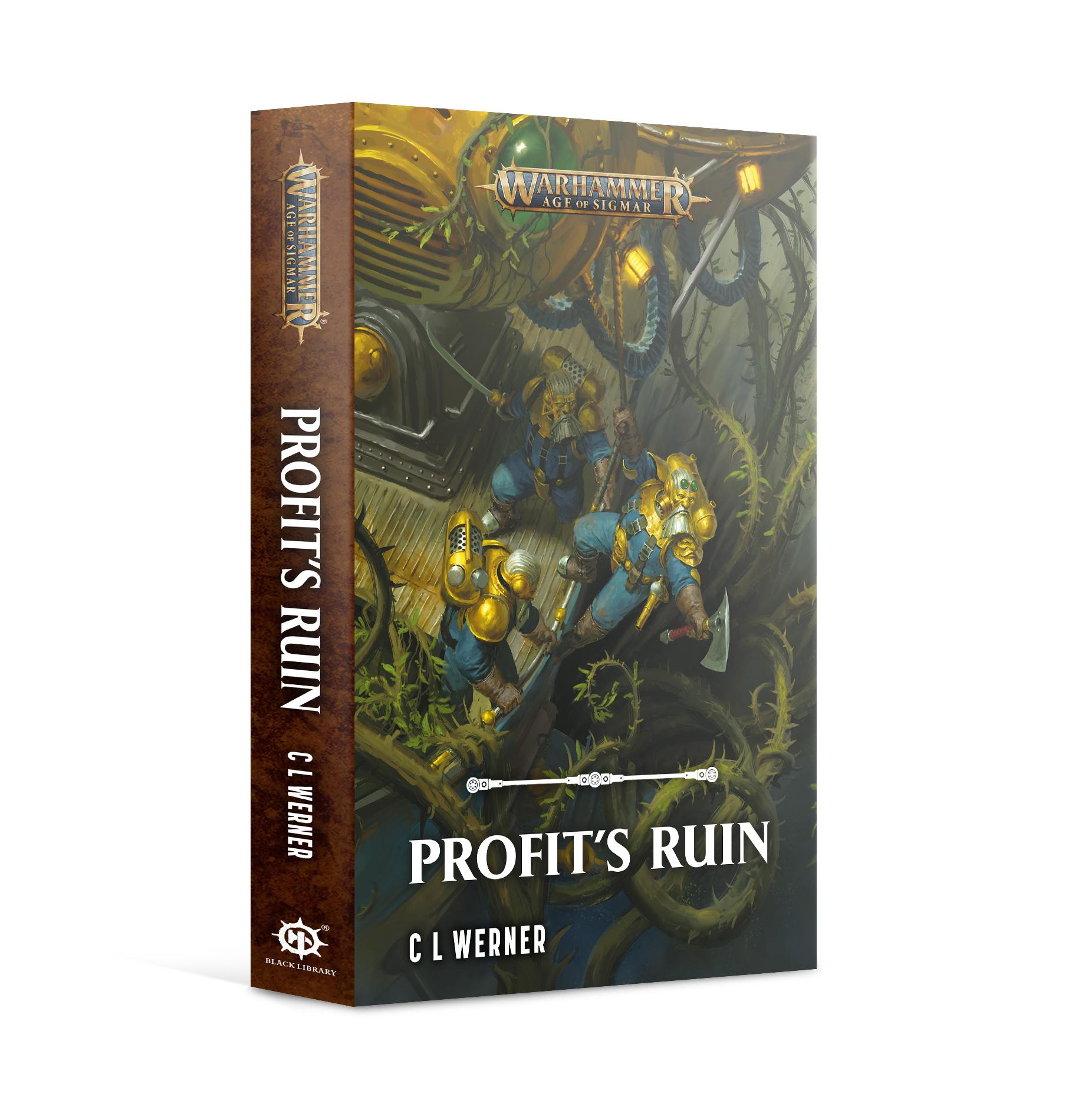 Profit's Ruin, Black Library