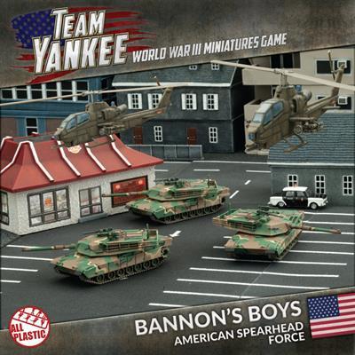 Bannon's Boys Team Yankee