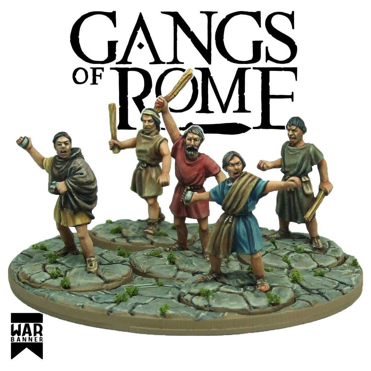 Rioting Mob, Gangs of Rome