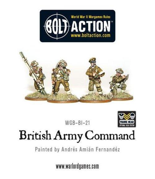 Command, British Army