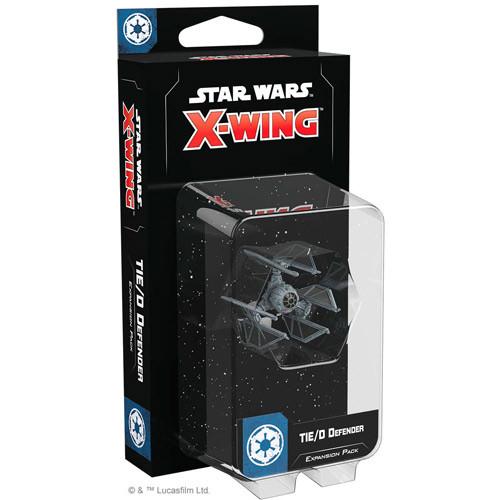 TIE/D Defender, Star Wars X-Wing