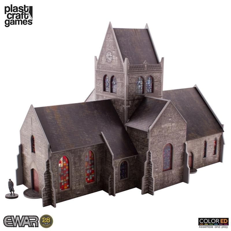 Saint-Mere-Eglise Plastcraft
