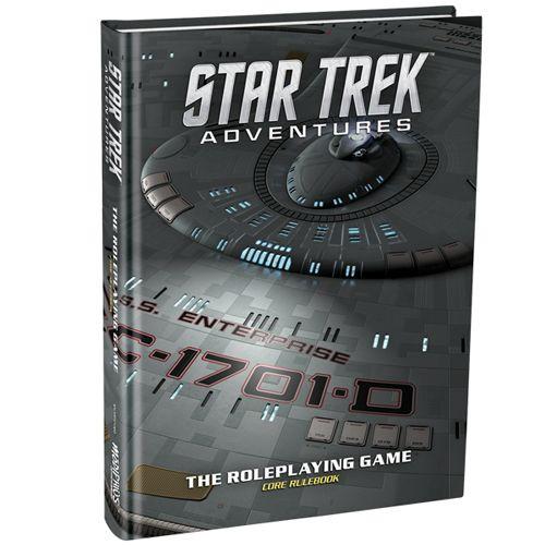 Star Trek Adventures Rulebook Collector's Edition