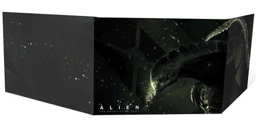 GM Screen, Alien RPG
