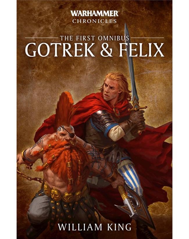 Gotrek & Felix: The First Omnibus, Black Library