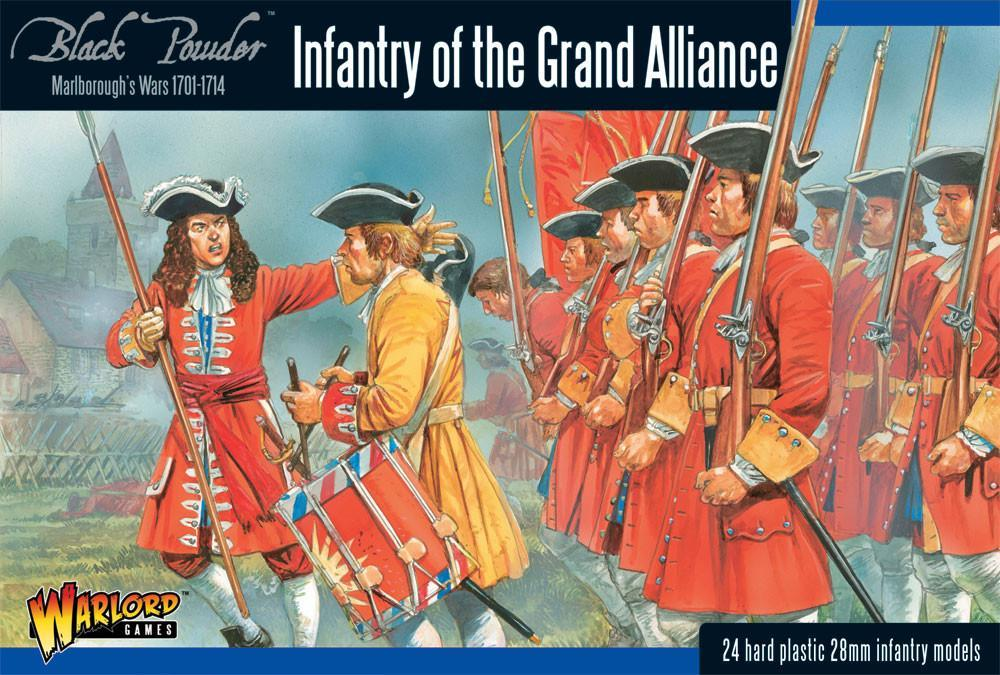 Infantry of the Grand Alliance, MW